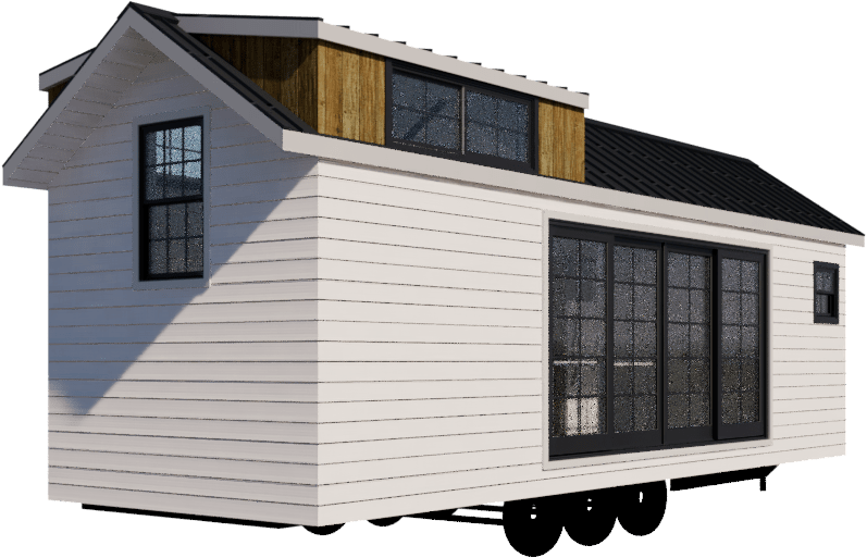 Wind River Tiny Homes– Pingora