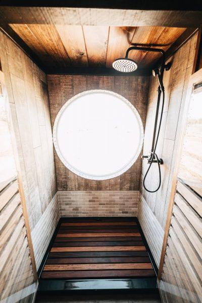 Round windows - Interior Design