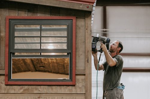 The Shop Wind River Tiny Homes
